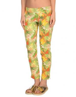 Пляжные брюки и шорты FISICO. Цвет: оранжевый