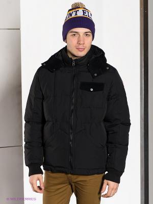 Куртка Element. Цвет: черный