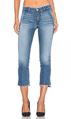 Укороченные джинсы malone MCGUIRE. Цвет: none