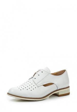 Ботинки Shoobootique. Цвет: белый