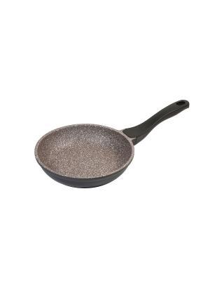 Сковорода из литого алюминия K2, 28см Carl Schmidt Sohn. Цвет: черный, терракотовый