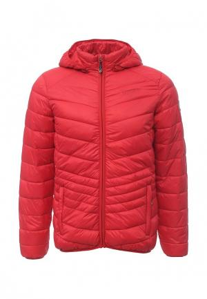 Куртка утепленная Geographical Norway. Цвет: красный