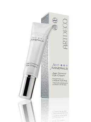 Крем вокруг глаз с эффектом лифтингаAge Control Eye Cream, 15мл ARTDECO. Цвет: белый