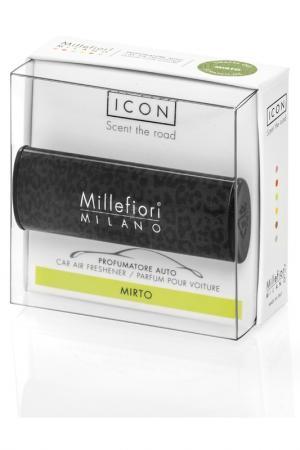 Автоаромат Животные Мирт millefiori milano. Цвет: белый