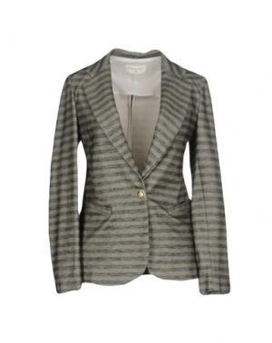 Пиджак SONIA DE NISCO. Цвет: светло-зеленый