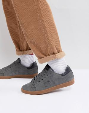 Etnies Темно-серые кроссовки Callicut LS. Цвет: серый