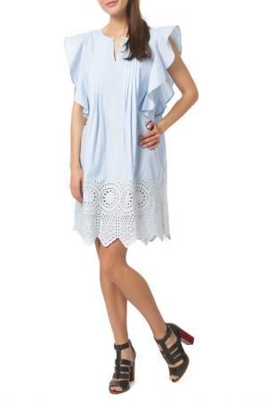 Платье DEBY DEBO. Цвет: blue