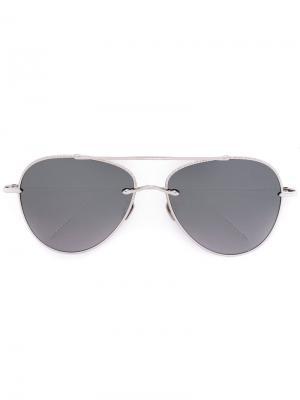 Солнцезащитные очки Coast Drop I Frency & Mercury. Цвет: металлический