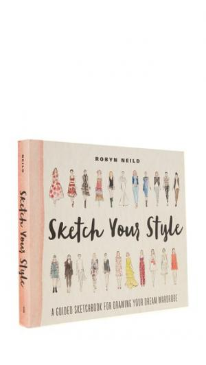 Sketch Your Style Books with