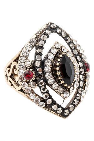 Кольцо Boho Chic. Цвет: черный, красный, белый