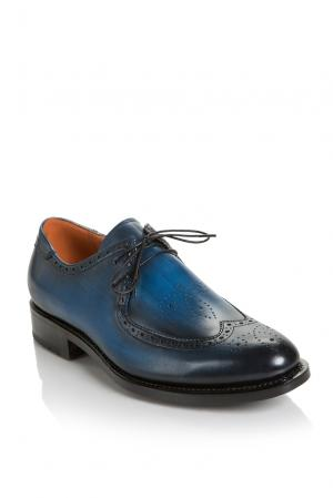 Ботинки 168308 Sandro G. Цвет: синий