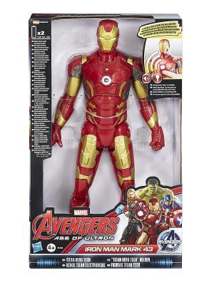 Титаны: Электронные Фигурки Мстителей Hasbro. Цвет: желтый, красный