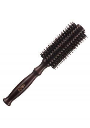 Брашинг для укладки волос melon Pro. Цвет: коричневый (темно-коричневый)