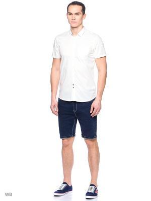 Рубашка Cropp. Цвет: кремовый