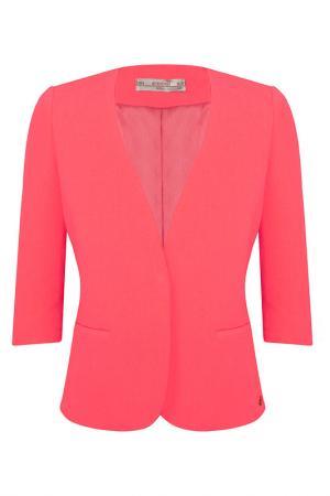 Пиджак SUPERTRASH. Цвет: розовый