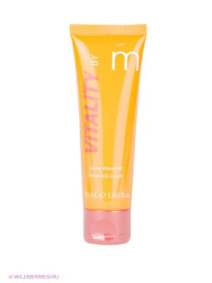 Энергия витаминов для молодой кожи крем с витаминами, 50 мл Matis. Цвет: желтый