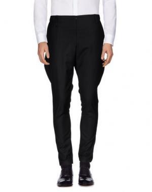 Повседневные брюки X CONCEPT. Цвет: черный