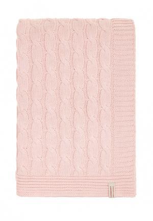 Плед Luxberry. Цвет: розовый