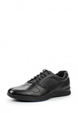 Кроссовки Quattrocomforto. Цвет: черный