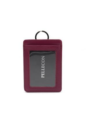 Обложка Pellecon. Цвет: темно-фиолетовый