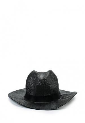 Шляпа Fete. Цвет: черный