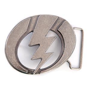 Пряжка  Volt Silver Electric. Цвет: серый