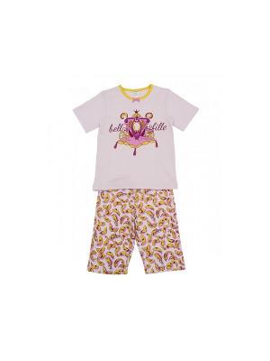 Пижама Модамини. Цвет: сиреневый