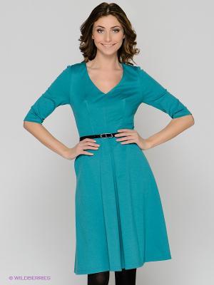 Платье Marlen. Цвет: бирюзовый