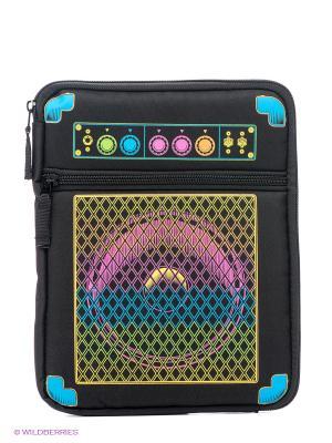 Чехол для iPad Guitar - Colour Kawaii Factory. Цвет: черный
