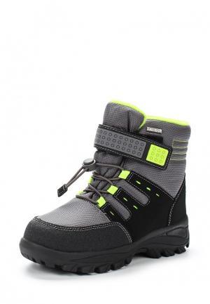 Ботинки Ulёt. Цвет: серый