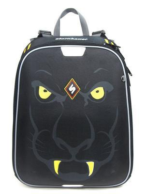 Рюкзак STERNBAUER. Цвет: черный, серый