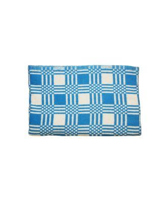 Одеяла Шерстяно-суконная фабрика. Цвет: голубой