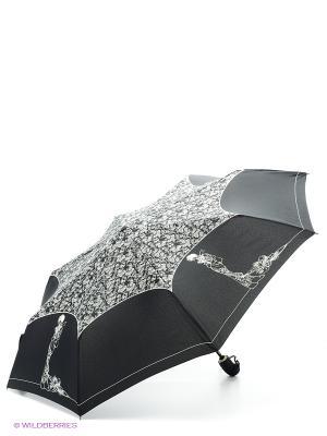 Зонт Zest. Цвет: черный, антрацитовый, белый