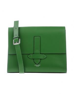 Сумка через плечо AVENUE 67. Цвет: зеленый