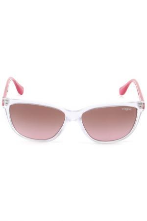 Очки солнцезащитные Vogue. Цвет: w7451457
