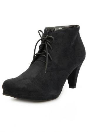 Ankle boots Andrea Conti. Цвет: black