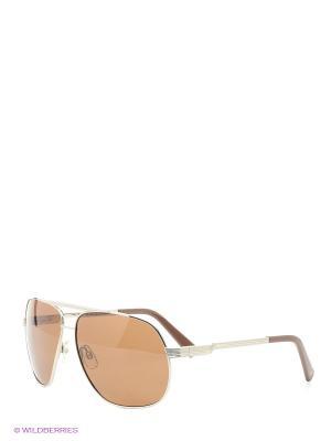 Солнцезащитные очки MS 01-179 01 Mario Rossi. Цвет: коричневый