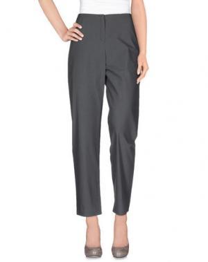 Повседневные брюки A.B APUNTOB. Цвет: свинцово-серый