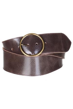 Belt Isaco & Kawa. Цвет: brown