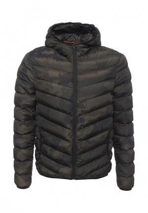 Куртка утепленная Brave Soul. Цвет: хаки