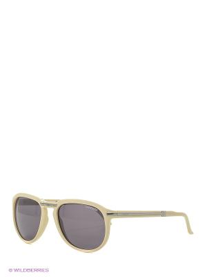 Солнцезащитные очки CARRERA. Цвет: бежевый, черный
