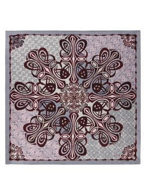 Платок Eleganzza. Цвет: светло-серый