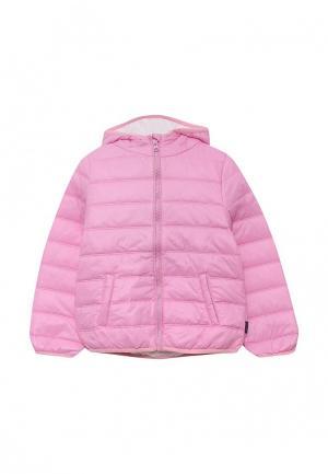 Куртка утепленная Chicco. Цвет: розовый