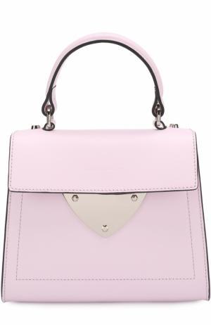 Сумка B14 Coccinelle. Цвет: светло-розовый