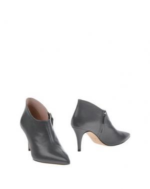 Ботинки DIMATTIA. Цвет: серый