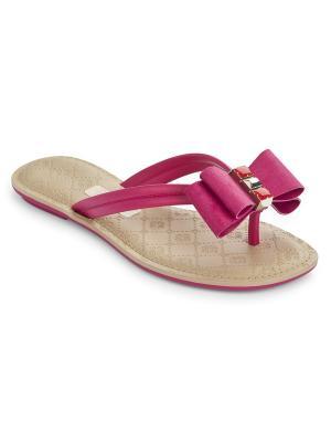 Пантолеты Grendha. Цвет: розовый