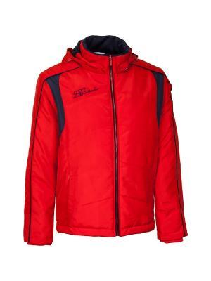 Куртка 2K. Цвет: красный, синий