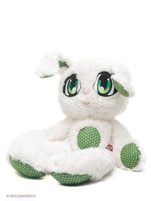 Зайчишка Намико Fancy. Цвет: белый, зеленый