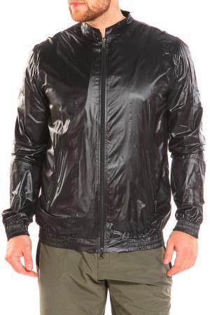 Куртка Y-3. Цвет: черный