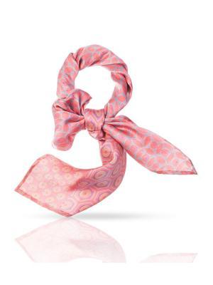 Шейный Платок MICHEL KATANA`. Цвет: розовый